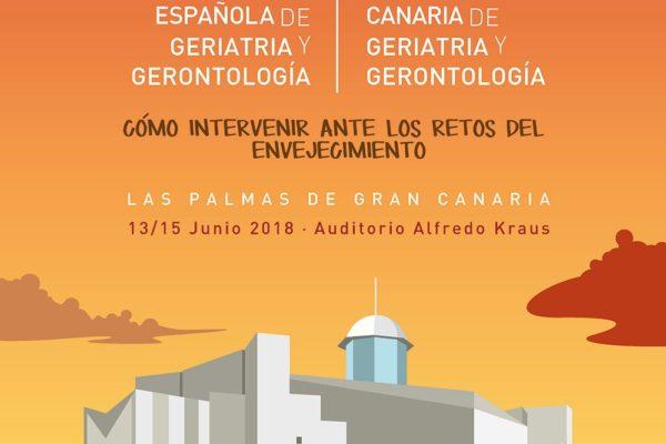 60 Congreso de Geriatría en Las Palmas de Gran Canaria