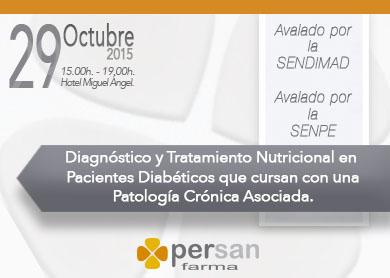 MESA REDONDA EN DIAGNÓSTICO Y TRATAMIENTO NUTRICIONAL EN PACIENTE DIABÉTICO