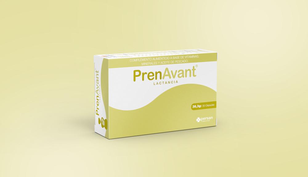 PrenAvant Lactancia Fondo