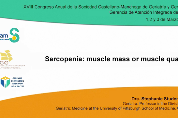 SARCOPENIA: MUSCLE MASS OR MUSCLE QUALITY?