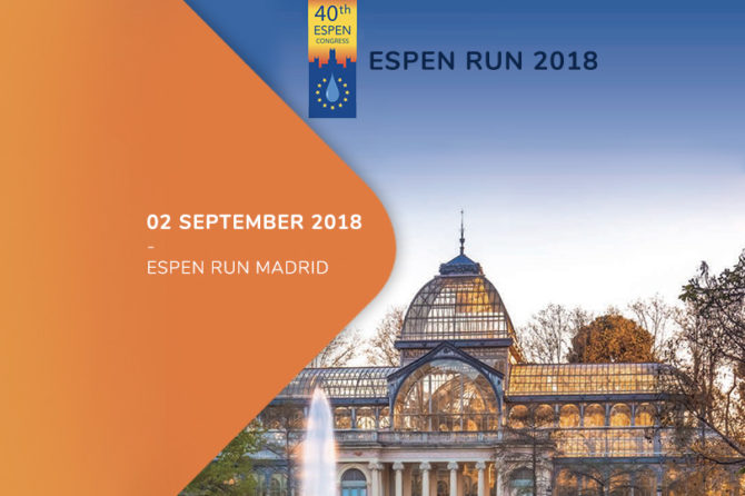 ESPEN MADRID RUN 2018