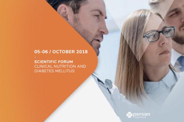 Scientific Forum: Clinical Nutrition and Diabetes Mellitus – Logroño