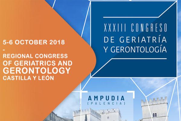 XXXIII Geriatrics and Gerontology Congress – Castilla y León