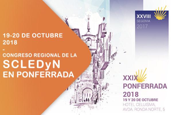 XXIX Congreso de la Sociedad Castellano Leonesa de Endocrinología, Diabetes y Nutrición