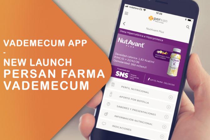 App Persan Farma Vademecum