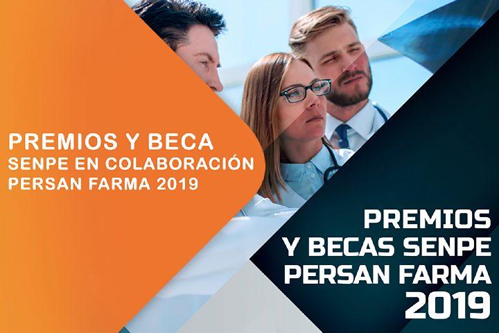 Premios y beca SENPE / Persan Farma 2019