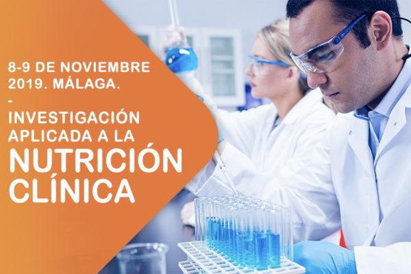 Jornadas: Investigación aplicada a la nutrición clínica