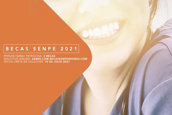 Becas SENPE 2021